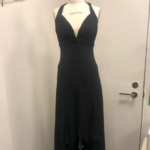 Nicole Miller high-low dress